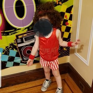 Costumes - Costume- richard simmons- worn once